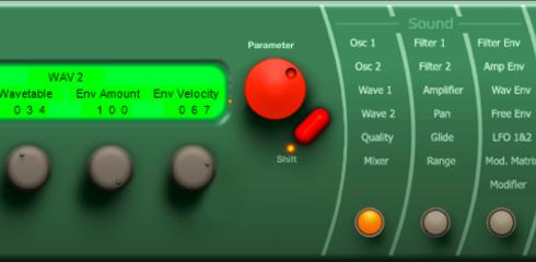 MWave 2   Entry   Reaktor User Library