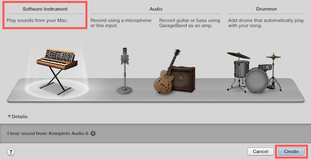 how to insert native instruments plug ins in garageband. Black Bedroom Furniture Sets. Home Design Ideas