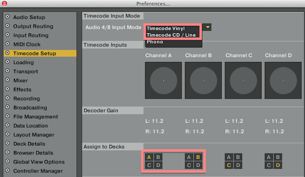 Traktor Scratch Pro And Audio 8 Dj Timecode Setup Guide
