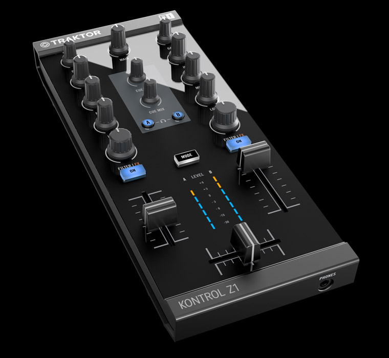 Dj Tech   Scan Pro Audio