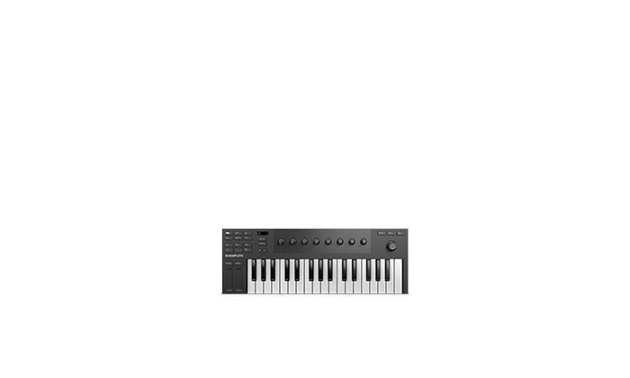 Komplete : Keyboards : Komplete Kontrol M32 : Compare | Products