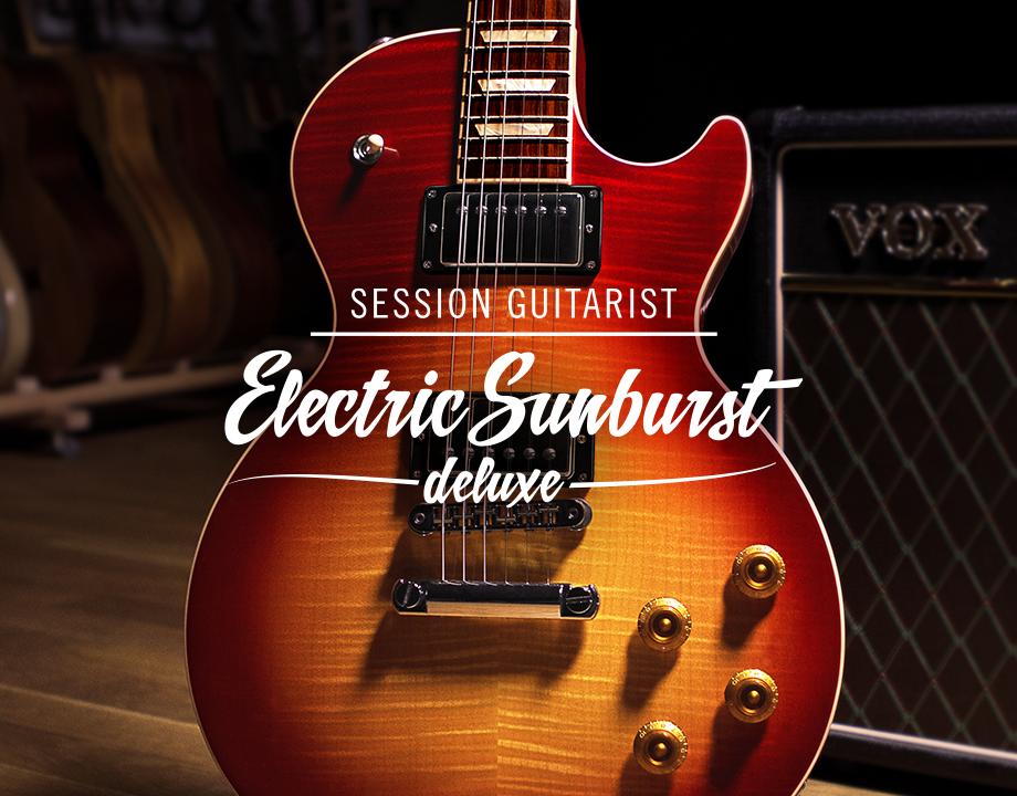 Sunburst Rockin Chiave a forma di chitarra elettrica universale U6D Europa