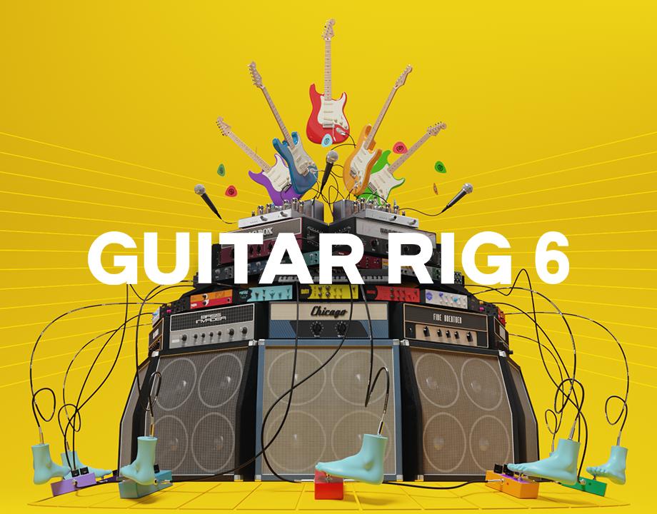 GUITAR RIG 6 PRO