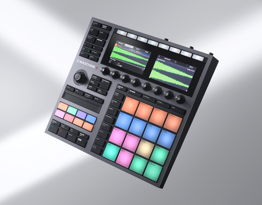 Native Instruments Maschine JAM Production and Performance USB MIDI Controller