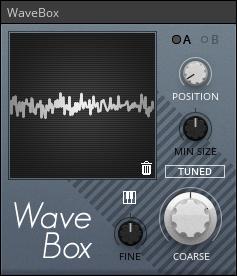 WaveBox   Entry   Reaktor User Library