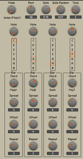 Four Chords | Entry | Reaktor User Library