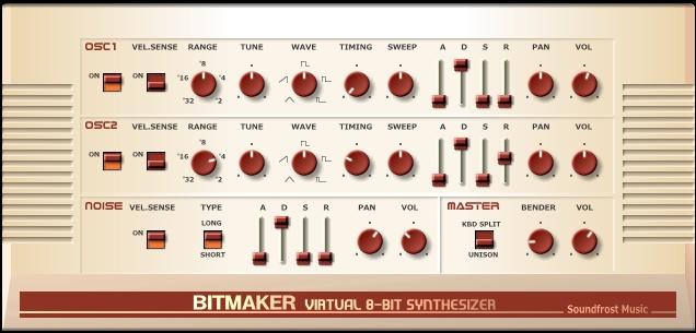 Bitmaker | Entry | Reaktor User Library