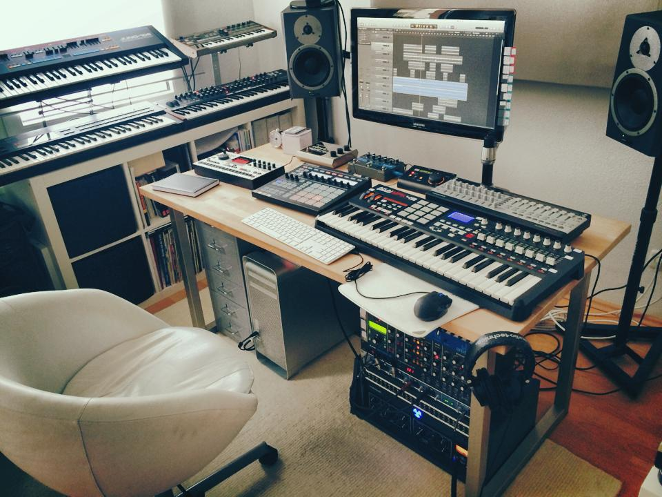 What Does Your Studio Look Like