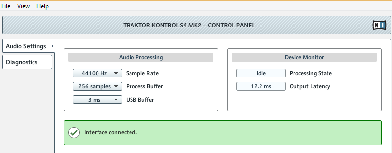Controller not recognized by Traktor | NI Community Forum