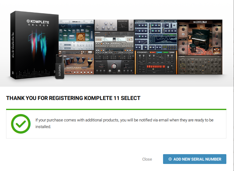 Pro Audio Equipment Komplete 11 Select Ni Maschine Mk2 Including Software Licenses For Maschine 2