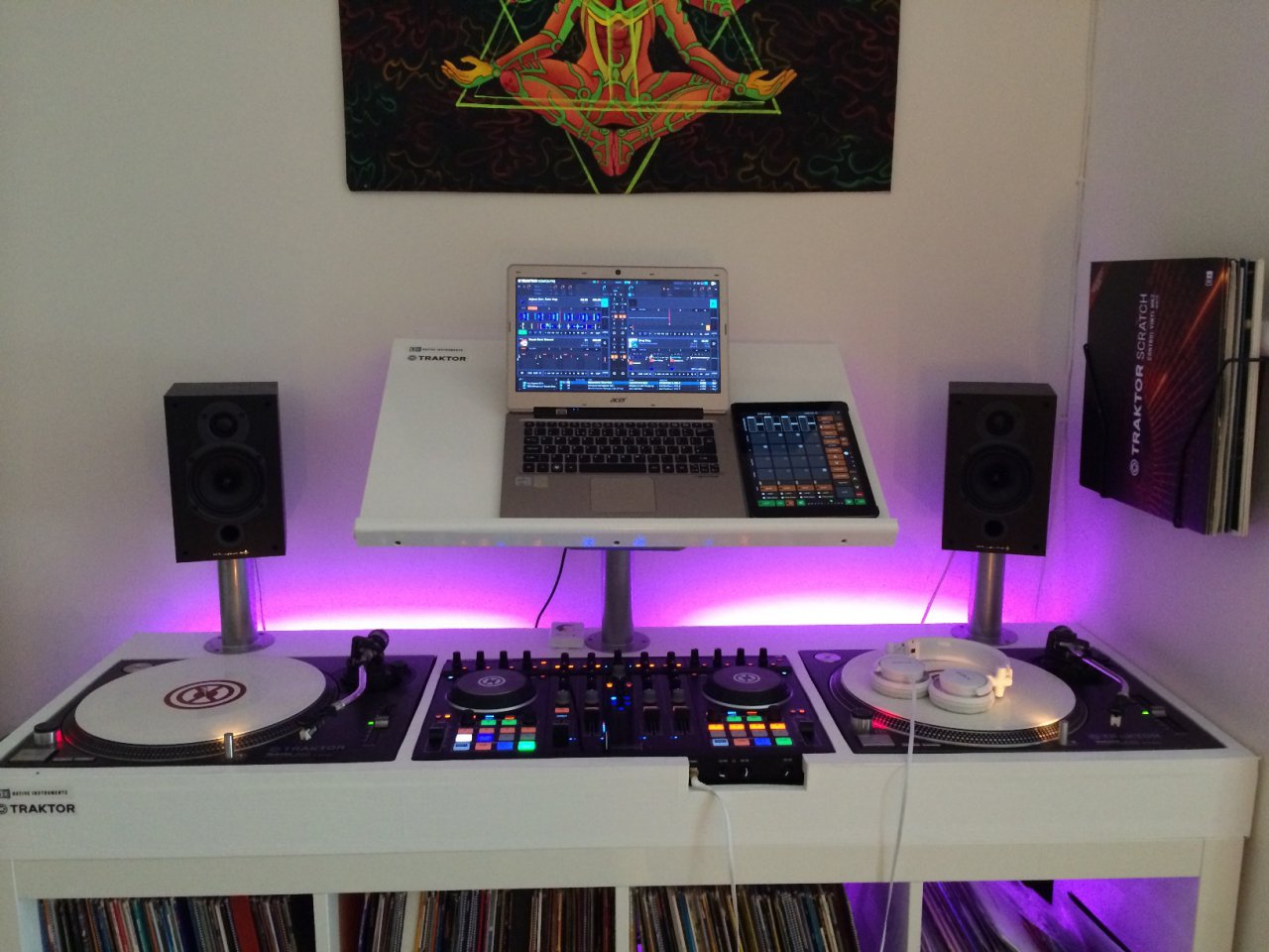 Dj Stand Designs : Show your s setup page ni community forum