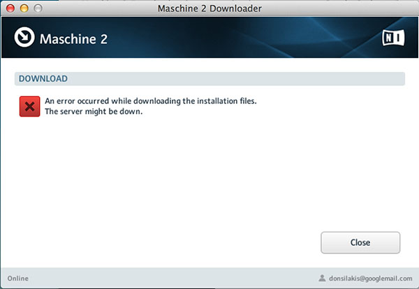Can't download with NI Downloader | NI Community Forum