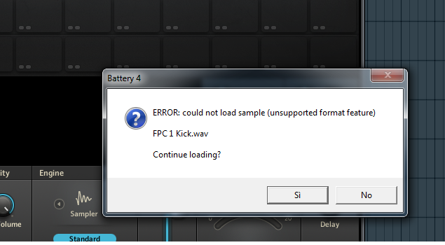 Should I Buy Battery 4? Seems it cannot load my samples | NI