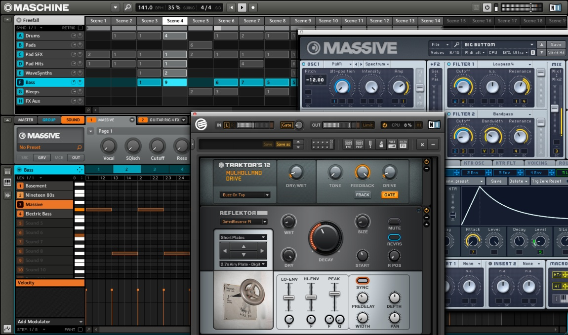 Coming up: Free Maschine update with VST/AU plugin hosting