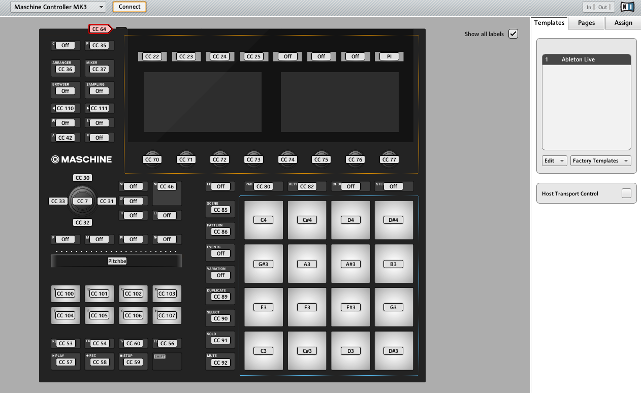 Whats going on with the Maschine MK3 Ableton Live Template? | NI ...