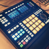 how to change my color pattern in maschine mk1