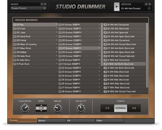 Studio drummer 2 скачать торрент