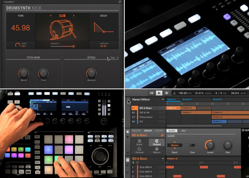 Native Instruments - Maschine-2 v.2.7.8 (UPDATE)