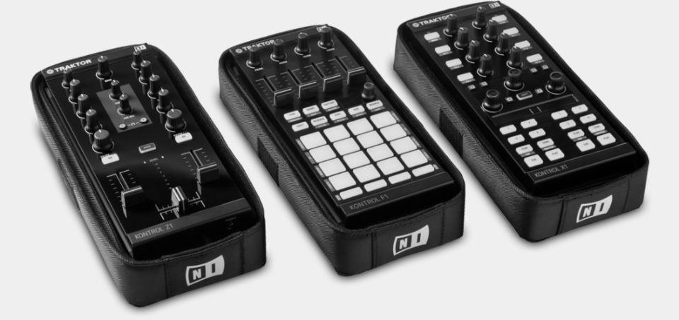 DJ Accessories : Accesorios Para Traktor : Traktor Kontrol Bag ...