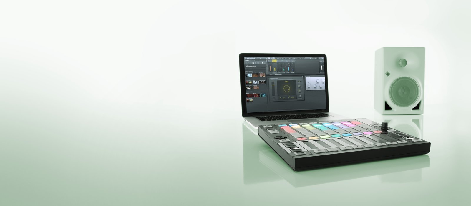 Maschine : Production Systems : Maschine Jam | Products