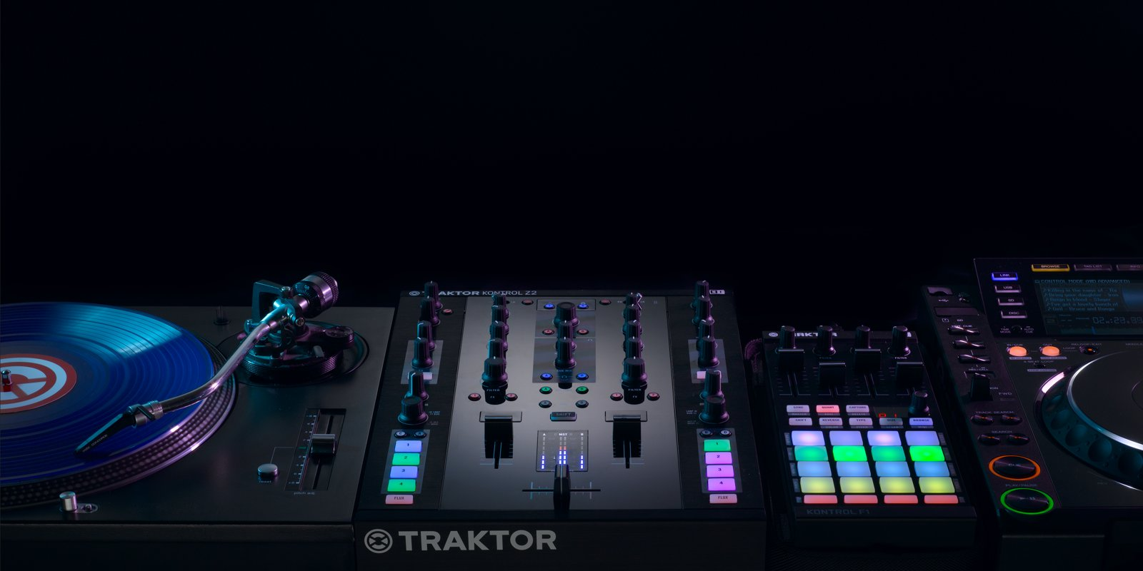Images of Traktor Pro 2 Wallpapers Hd - #SC