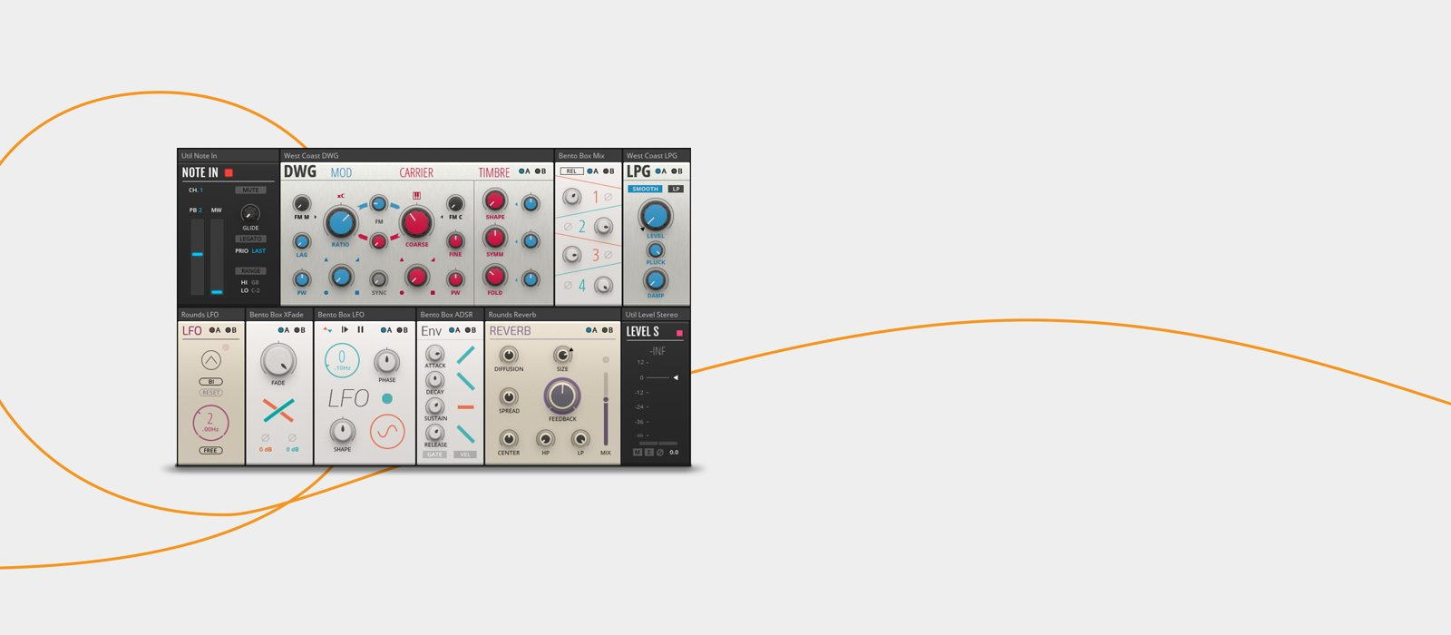 Komplete : Synths : Blocks Wired   Products
