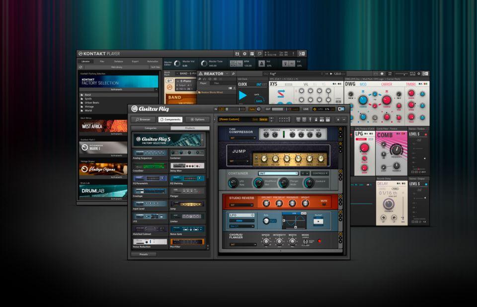 Musical Instrument Software