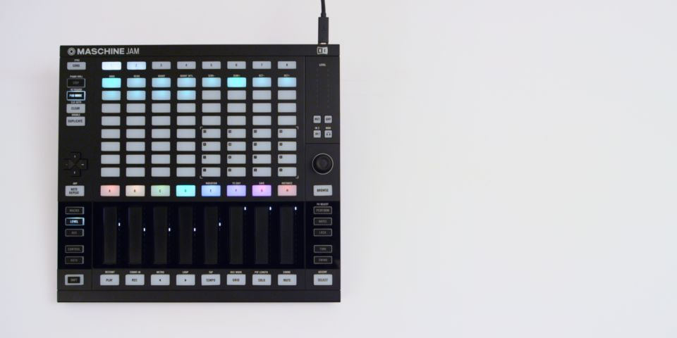 Maschine : Production Systems : Maschine Jam : Feature