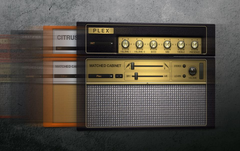 Komplete : Guitar : Guitar Rig 5 Pro : Amps And Cabinets