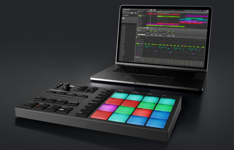 MASCHINE MIKRO WINDOWS 7 X64 TREIBER
