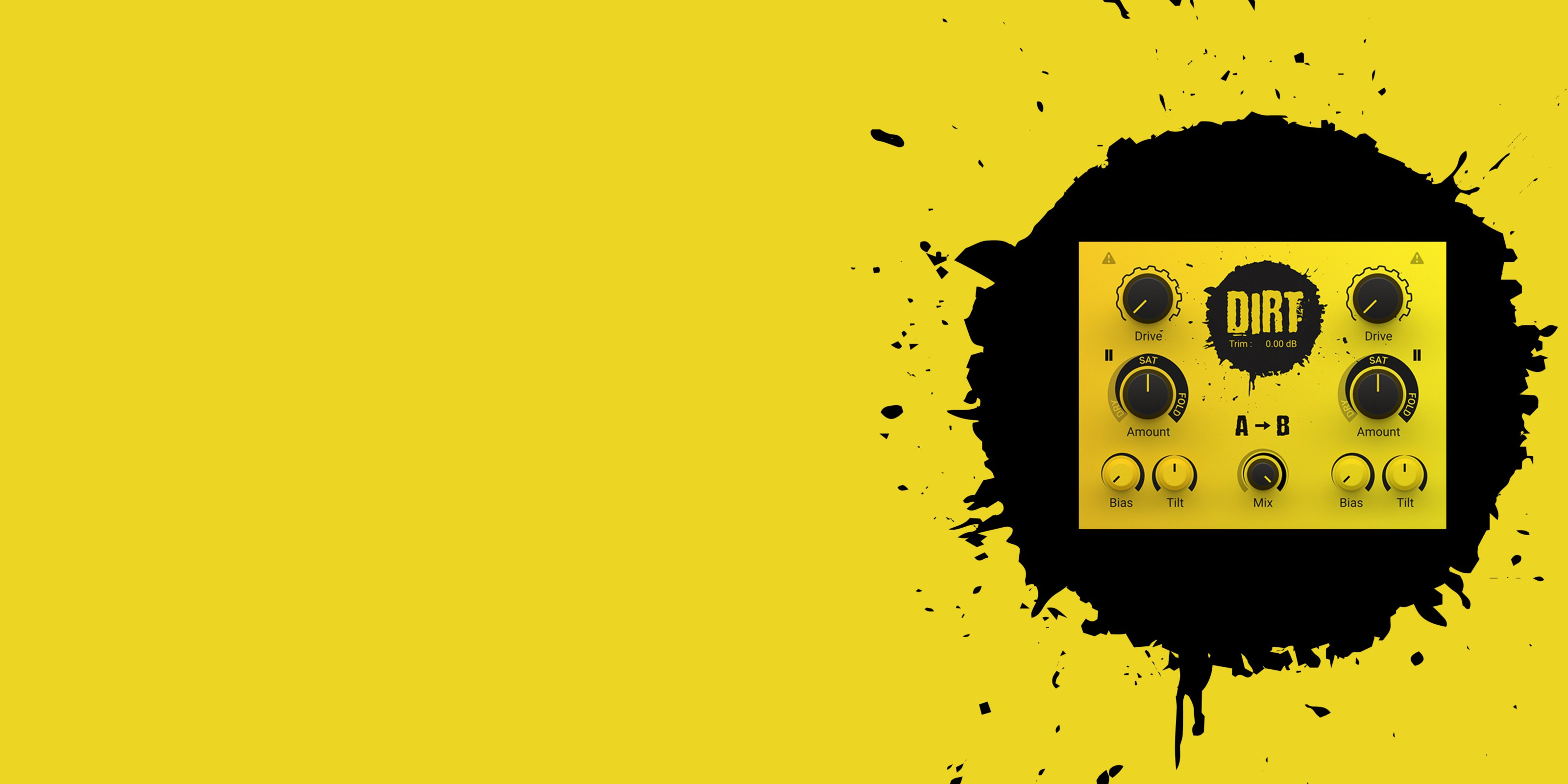 Native Instruments Dirt Mac 破解版 有机声音失真效果插件