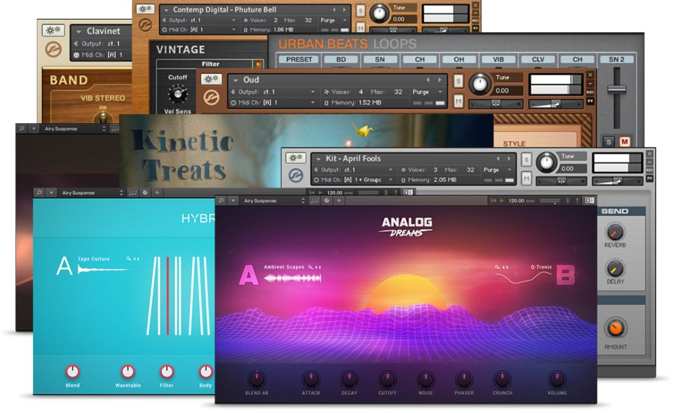 how to get native instruments massive for free mac