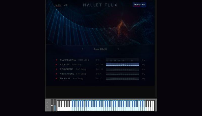 Komplete : Cinematic : Mallet Flux | Products