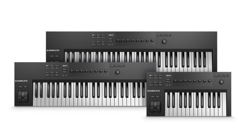 Image result for Native Instruments Komplete Kontrol A49