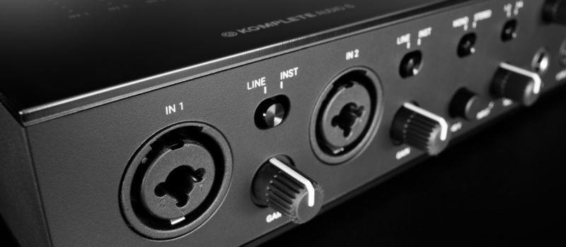 Komplete : Audio Interfaces : Komplete Audio 6   Products