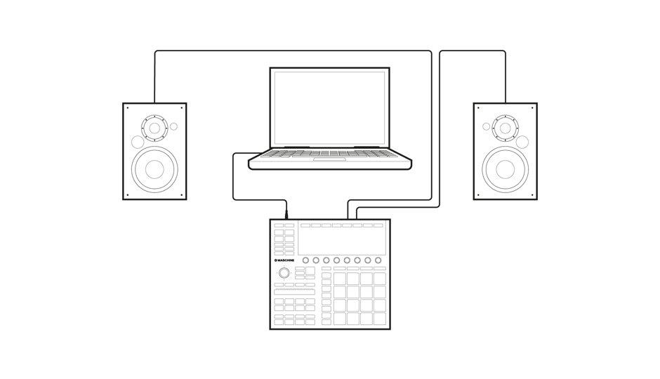 Maschine : Production Systems : Maschine Mk3 : Technische Daten ...