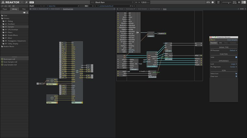 Native Instruments Reaktor 6 for Mac 6.3.0 破解版 音乐合成器应用-麦氪派(WaitsUn.com | 爱情守望者)