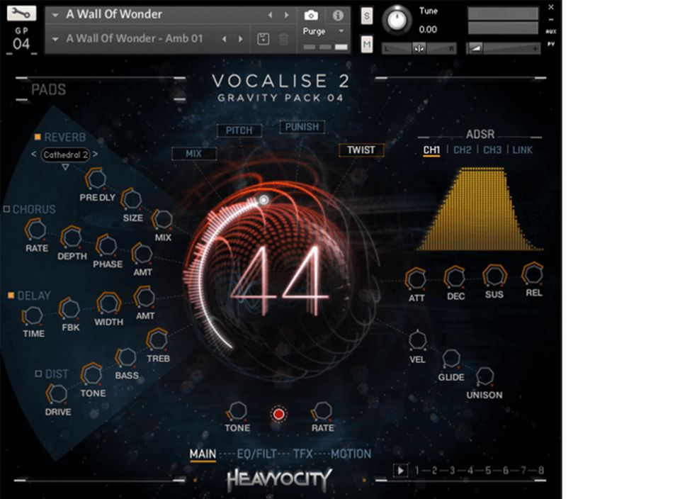 Nks Partners : Vocalise 2 | Products