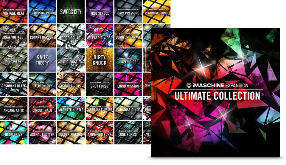 Maschine : Maschine For iOS : iMaschine 2 : iMaschine Expansions
