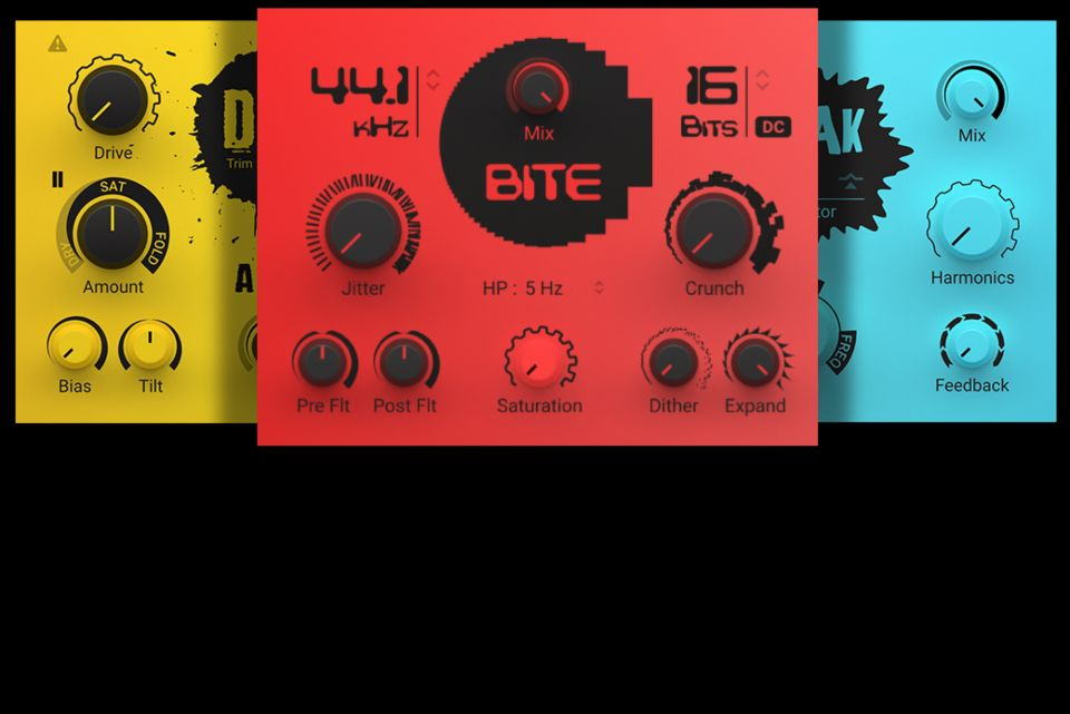 Komplete : Effects : Effects Series – Crush Pack | Products