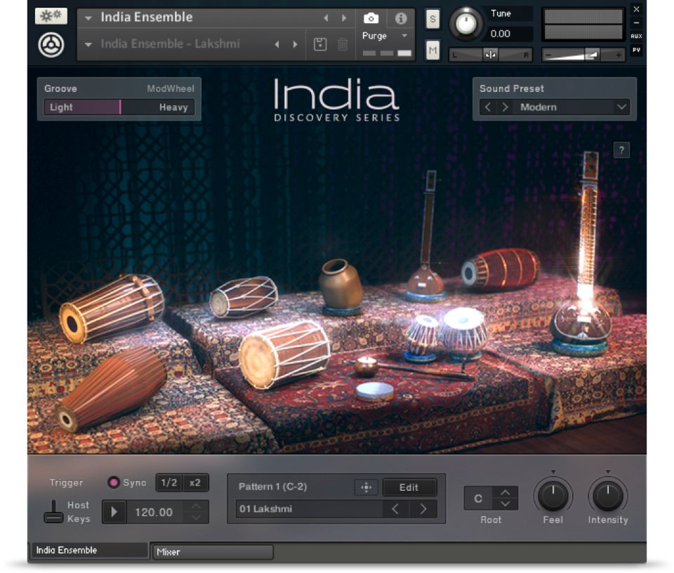 Komplete : World : India | Products