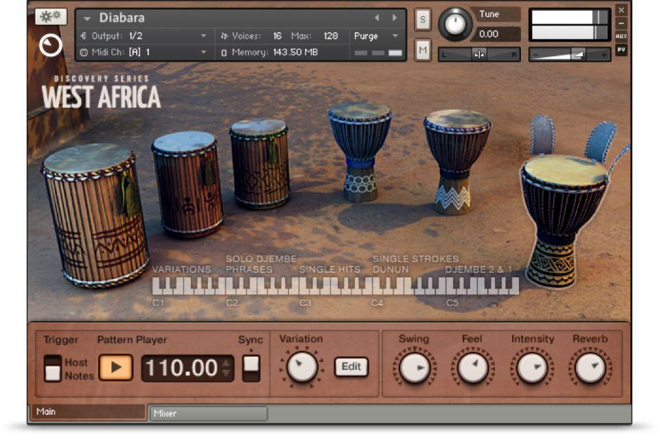 drum vst native instruments