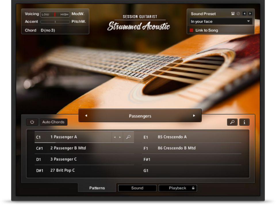 Komplete Guitar Session Guitarist Strummed Acoustic Products