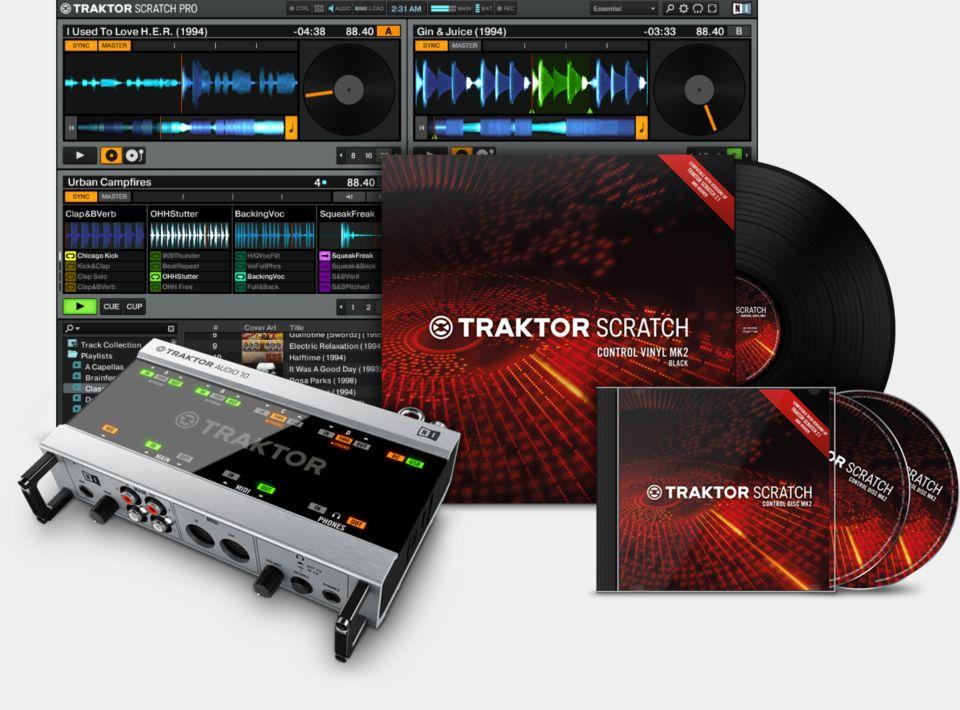 traktor 2 scratch pro download