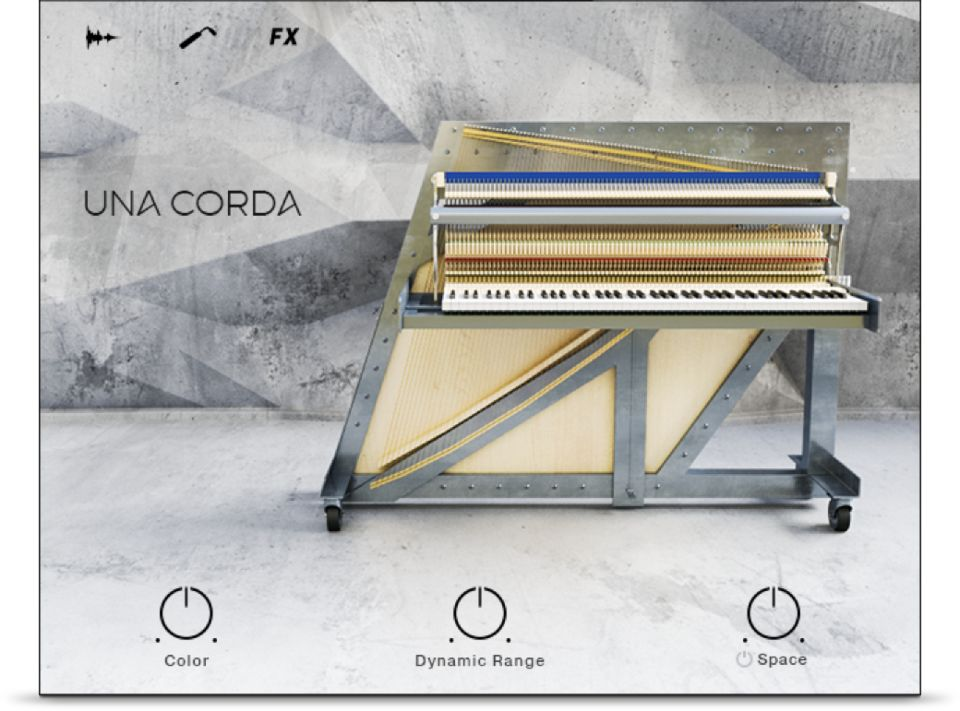 Komplete : Keys : Una Corda | Products