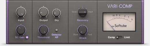 Sound design - Native Instruments' Vari Comp