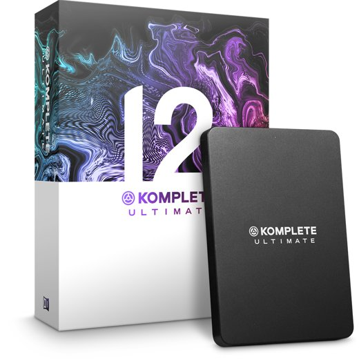 Komplete bundles komplete 12 ultimate products the sound of komplete 12 ultimate reheart Gallery