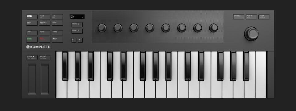 Afbeeldingsresultaat voor native instruments komplete m32