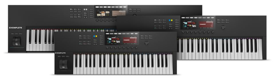 Komplete : Keyboards : Komplete Kontrol S88 : Downloads | Products