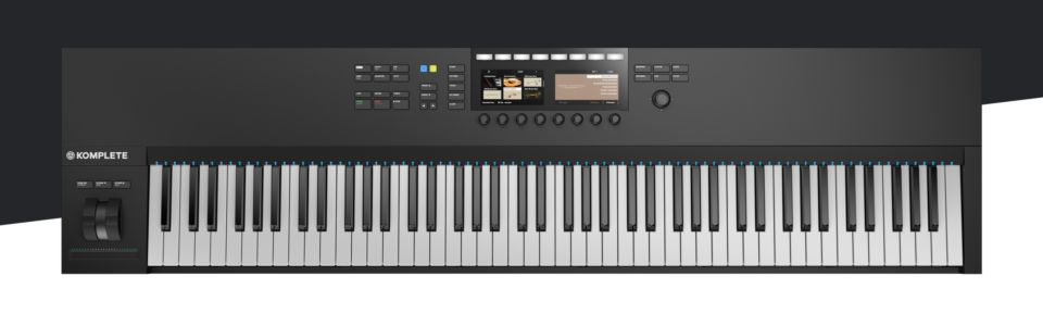 Komplete : Keyboards : Komplete Kontrol S88 | Products